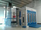 El calor completo del horno de la pintura de Wld9000au recicla la cabina de la pintura del coche del sistema