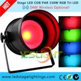 Самый последний свет РАВЕНСТВА 64 УДАРА СИД RGB 150W для света влияния мытья этапа