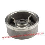 Valvola di ritenuta del disco dell'acciaio inossidabile, Pn16