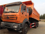 Camion à benne basculante du nord du benz 6x4/camion-/camion d'emboutage