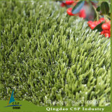 Hierba nuevo diseño duradero alfombra barata artificial para el jardín