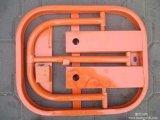 Blocage manuel de stationnement de forme de Pwl10106 O avec l'emballage de carton