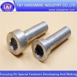 Fábrica Personalizada Lustrous Fastener Aluminio CNC Parte