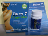 Горячие пилюльки диетпитания потери веса капсулы ожога 7 Slimming