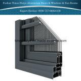 Tissu pour rideaux en aluminium Windows avec le modèle le plus neuf et la couleur différente