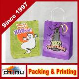 Sac à provisions de cadeau de papier d'emballage (2139)