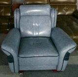 Modelo novo do sofá de couro, mobília nova de China, sofá moderno (A31)