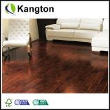 Prefinished Handscraped Acacia pisos de madera dura ( suelo de madera )