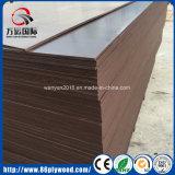 la madera contrachapada/la película de la construcción de la buena calidad de 18m m hizo frente a la madera contrachapada