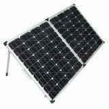 160W 앤더슨 플러그와 케이블을%s 가진 휴대용 태양 전지판 장비