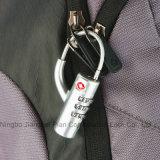 Tsa Arbeitsweg-Kombinations-Code-Verschluss für Gepäck und Beutel