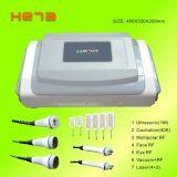 8 인치 접촉 스크린 휴대용 소형 가정 살롱 진료소 사용 직업적인 아름다움 초음파 장비 H-9010A