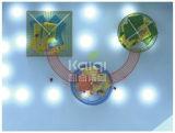 Plastikspielplatz-Gerät der Kaiqi Abenteuer-Insel-Kind-LLDPE (KQ60113A)