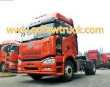 6X4 de Vrachtwagen van de Tractor van Faw 420HP J6