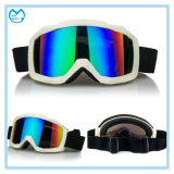 PC de la promotion de l'objectif 400 UV Masque de ski Lunettes de neige