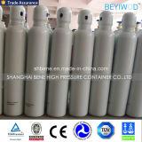 El cilindro de acero sin costura de alta presión del cilindro de gas