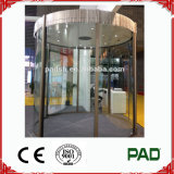 Popular Arc Sliding Door for Bank gold Exhibition Centers