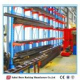 Cremalheira Cantilever ajustável resistente da garantia de qualidade