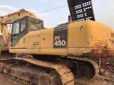 L'excavatrice utilisée KOMATSU 400-7 a fait au Japon