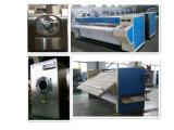 máquina automática cheia da lavanderia do aço inoxidável de 25kg 30kg 50kg 70kg 100kg 304