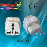 Adaptateur de voyage universel (socket, fiche) (WA-11)
