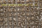 циновка травы PE 3G с затыловкой (CM-2213)
