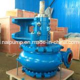 Pompa centrifuga orizzontale dei residui della sabbia della ghiaia della singola fase
