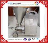 Equipos mezclados cemento de la máquina del mortero que pintan (con vaporizador) produciendo abastecedores