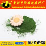 Chrom-Oxid-Grün für Unshaped refraktäre Materialien