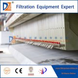 Filtropressa automatica della membrana con il trattamento di acqua di scarico
