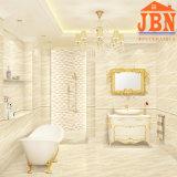 Carreau de céramique de salle de bains intérieure blanche de matériau de construction (2-BM63562)