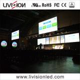 SMD2121フルカラーの段階の屋内使用料P3.91 LED表示スクリーン