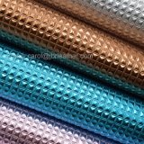 Cristal-Como o couro artificial, couro da bolsa do plutônio