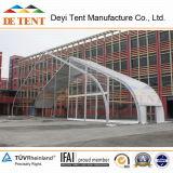 Waterdichte Gebogen Tent voor Overleg