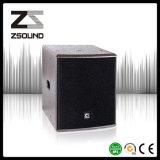 Sommergibile di Zsound K sistema acustico basso dell'audio di Lf del sommergibile del compatto da 10 pollici mini