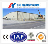 Costruzione industriale del metallo con l'appaltatore di chiave in mano