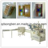 Eine Reihe auf Rand-Verpackmaschine für Cracker