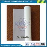 película blanca como la leche translúcida del color PVB de 0.38m m para el vidrio laminado arquitectónico
