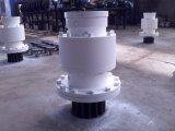 Giratorio rotación reductor de velocidad de engranajes planetarios de Grúa torre