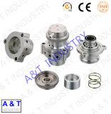 Pièces industrielles de machine à coudre d'aluminium personnalisé par commande numérique par ordinateur/acier inoxydable en laiton/