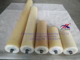 De Rol van het staal/Nylon Rol/RubberRol, de Rol van het Metaal, Rubber Spiraalvormige Rol, Rubber Ondersteunende Rol