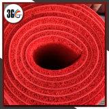 Tapete de almofada de PVC com apoio em espuma