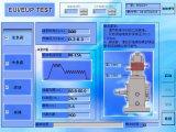 注入器システムテスターのシミュレーターのテスターの専門のEui Eupのテスター