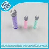 Wegwerfführende Plastikspritze mit Cer und ISO