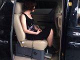 Место автомобиля шарнирного соединения горячего сбывания 2015 специальное может установить на много фургонов