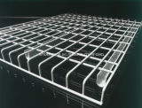 Storage RackingのためのLoading重いGalvanized Welded Steel Wire Meshのデッキ