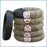 中国広州の製造者は黒い結合によってアニールされた鉄ワイヤーに電流を通した