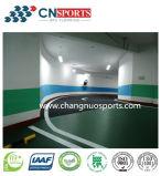 駐車のための高い耐久性のゴム製床