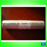 Sacs en plastique pliés en HDPE Sacs à ordures sur rouleau