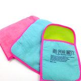 Оптовые перчатки синеля перчатки мытья Microfiber